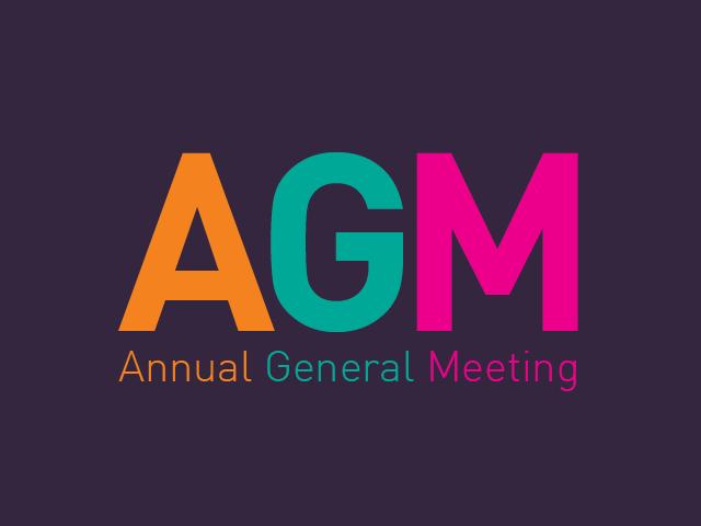 AGM Banner